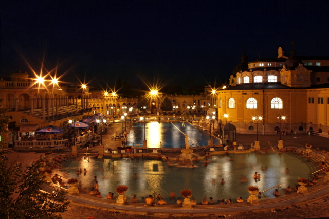 Bagni Termali Gellert : Budapest guidata bagni termali di budapest